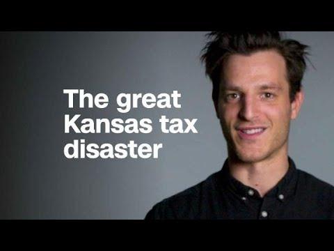Trump wants a pass-through tax cut. It was a disaster in Kansas.