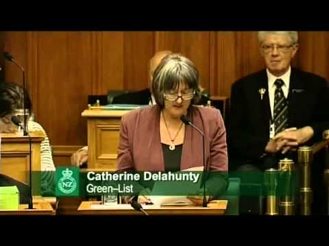 12.2.13 - Question 7: Catherine Delahunty to the Minister of Foreign Affairs