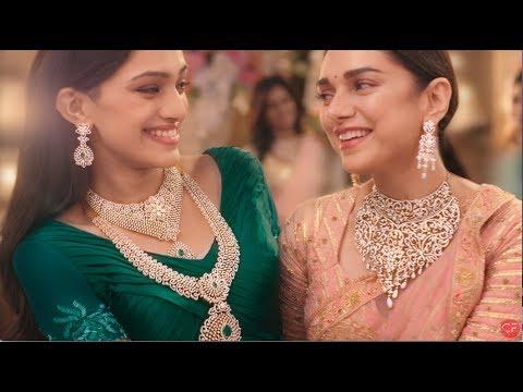 Aditi Rao Hydari I Grt Jewellers Wedding Collection Friends Tamil