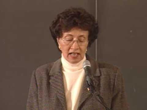 2007 - Nadine Strossen - DMN Academic Freedom Lecture