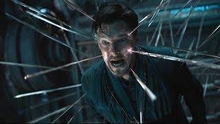 Мстители Война бесконечности - Доктор Стивен Стрэндж  лучшие моменты