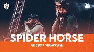 SPIDER HORSE | Grand Beatbox Battle Showcase 2019