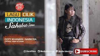 LAGU ANAK INDONESIA | DISTY KHANAYA | NARKOBA BERBAHAYA