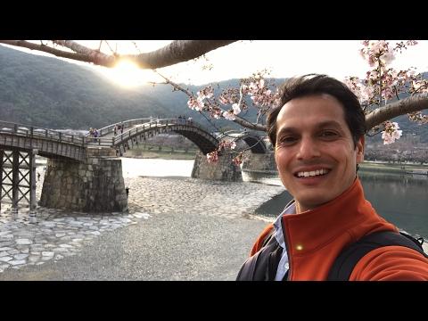 Japan's Most Beautiful Bridge: Kintaikyo  (Iwakuni)