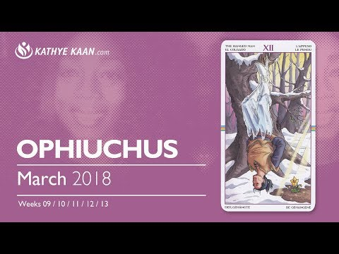 OPHIUCHUS MARCH 2018💝 THERE ARE A LOT OF NEW OPPORTUNITY IS COMING