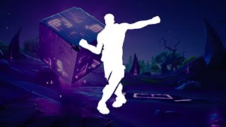 FORTNITE ELECTRO SWING ON 20 DIFFERENT SKINS ( EMOTE )