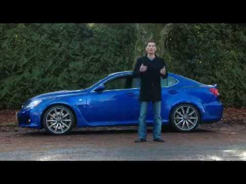 Lexus ISF (Archive)