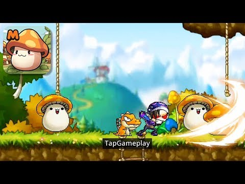 MapleStory M - Gameplay Trailer (iOS, Android)