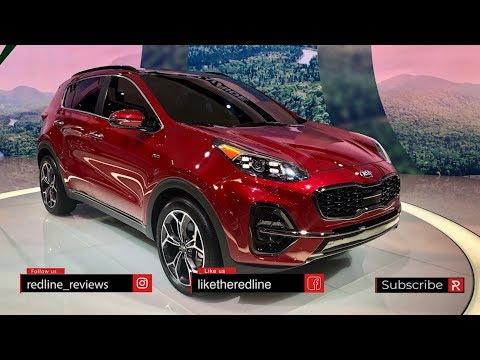2020 Kia Sportage – Redline: First Look – 2019 Chicago Auto Show