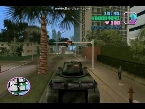 gta vice city quottank mayhem is funquot youtube