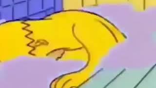 Donald Glover uccide Homer con la pistola!
