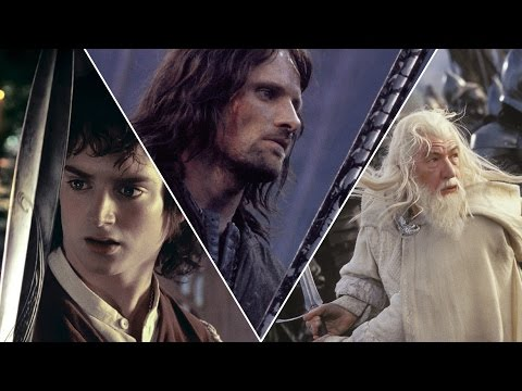 Movie REVIEW ✯The Lord of the Rings Trilogy✯