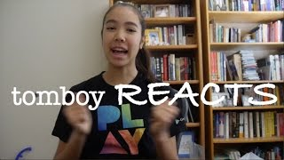 ALL GIRLS NEED TO KNOW...? | Tomboy Reacts