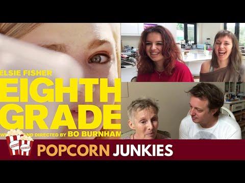 Eighth Grade Movie Review  (Sundance Festival Preview) | Nadia Sawalha and Family