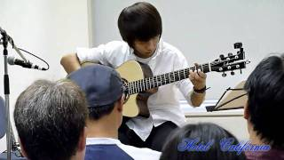 Repeat youtube video Hotel California - Sungha Jung Live in Japan 2010  No.6