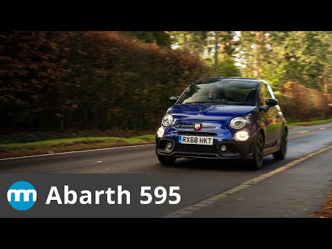 Abarth 595 Competizione Review! A very Italian hot hatch – New Motoring