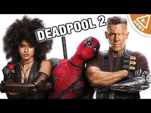 How Deadpool 2 Has Everyone Divided! (Nerdist News w/ Jessica Chobot)