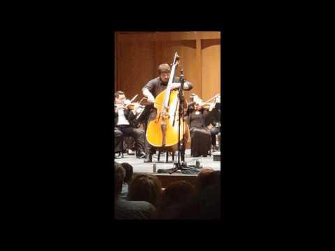 Alex Horton - Koussevitzky Concerto with Northwest Florida Symphony Orchestra