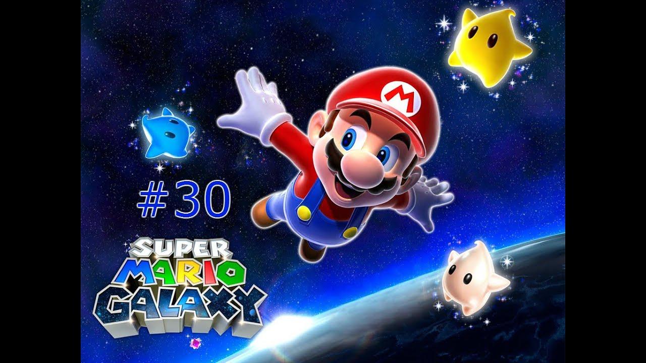 تختيم Super Mario Galaxy#30 النجمة 72 و73