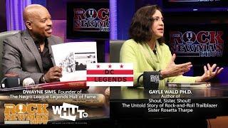 DC Legends on The Rock Newman Show thumbnail