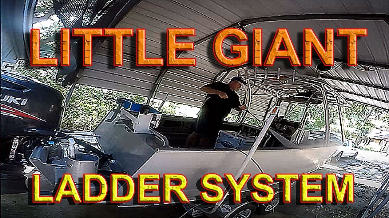 How do you wash your boat?  ''Little Giant'' - ''Aluminum boat'&#