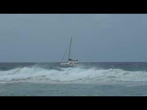 Effects of Hurricane Irma on Saint Lucia