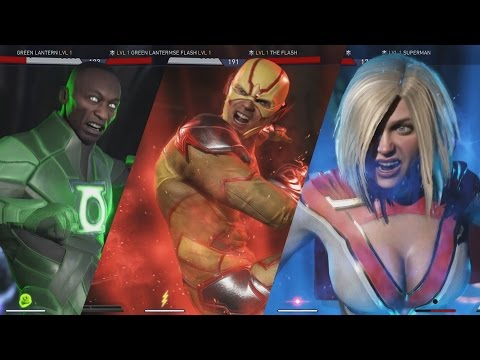 Injustice 2: Ultimate Edition Unboxing + Premium Skins and Shaders Showcase!