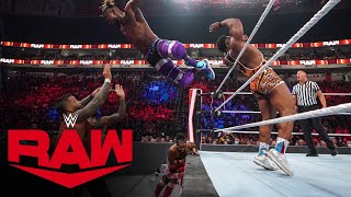 The New Day vs. Roman Reigns \u0026 The Usos: Raw, Sept. 20, 2021