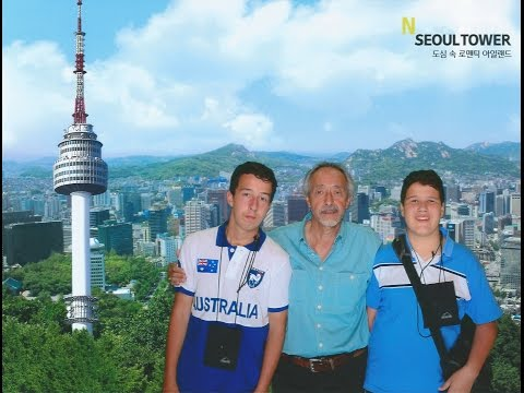 N SEOUL TOWER in KOREA // NAMSAN CABLE CAR