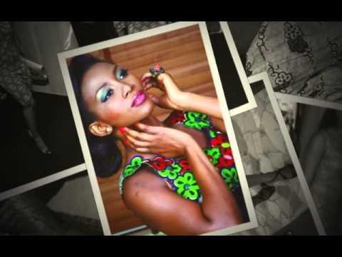 Jenevieve Nnaji Rocks African Designer Clothes