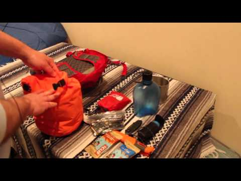 What's In My Day Pack?? - Backcountry Basics