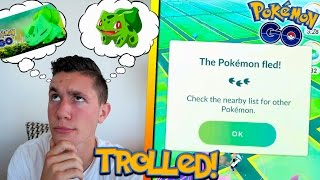 Did Pokémon Go Troll Us... BECAUSE THEY TROLLED ME HARD RIP!
