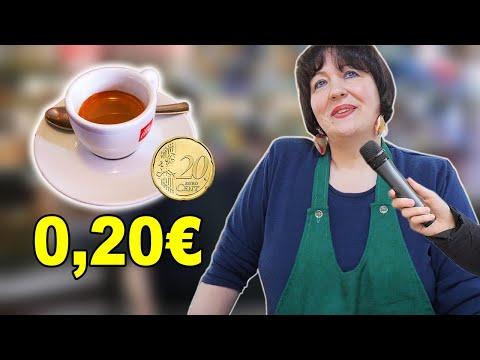 DOMANDE nel BAR più ECONOMICO d'Italia - thepillow