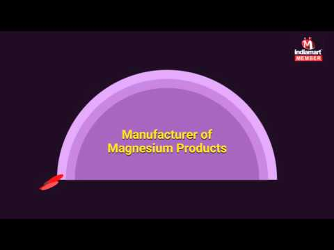 Magnesium Products By Neeraj Industries, Rohtak