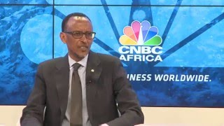 President Kagame at Africa's Next Challenge Panel | Davos, 21 January 2016