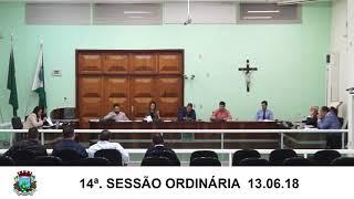 Sessão da Câmara 13.06.18