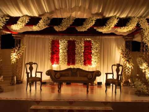 Pakistan Wedding Stage