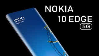 NOKIA 10 EDGE | worlds thinnest Android phone with 10 gb ram and 7000 mah battery.