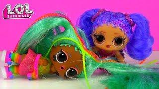 Мария В ШОКЕ! Лучшая подружка хотела сорвать свадьбу! Мультик куклы лол сюрприз LOL dolls