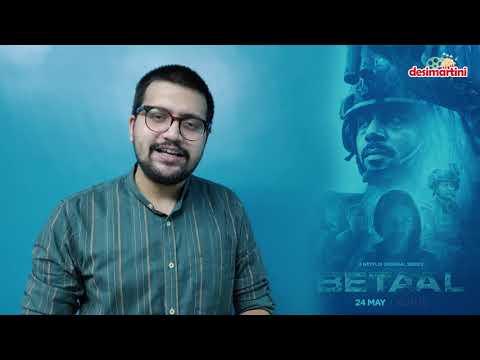 Betaal Series Review  Viineet Kumar Aahana Kumra Suchitra Pillai   Netflix India