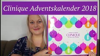 Clinique Adventskalender 2018 UNBOXING|Alle 24 Türchen öffnen|Beauty Adventskalender|Tiffys Welt
