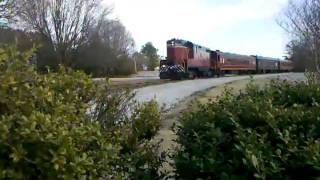 Tennessee Valley Railroad Museum - EMD GP7 #1829