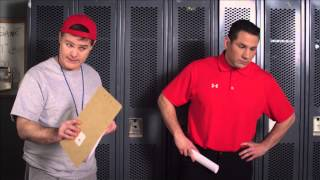 Assistant Coach Larry
