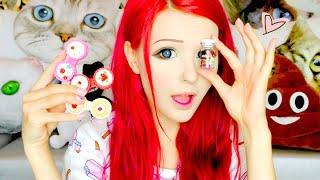 Circle lenses| Корейские и японские линзы| Big eyes(, 2015-08-25T07:54:45.000Z)