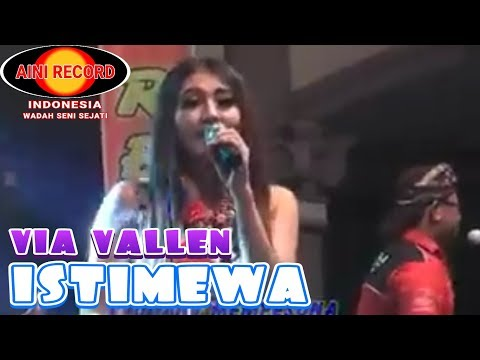 Via Vallen - Istimewa (Official Music Video) - The Rosta - Aini Record