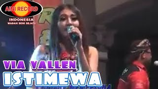 Video Via Vallen - Istimewa (Official Music Video) - The Rosta - Aini Record download MP3, 3GP, MP4, WEBM, AVI, FLV Desember 2017