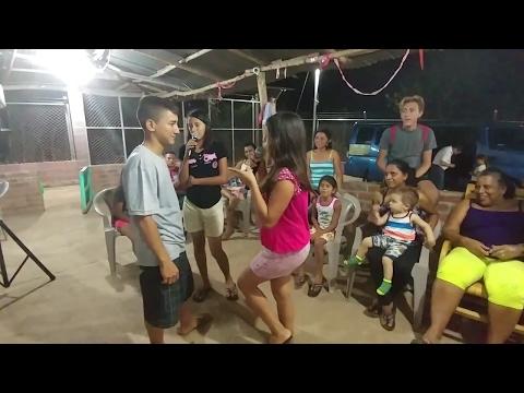 Josselin(Dos mujers un camino) & Monica-Nallely (Tu no eres para mi). Karaoke imprevisto. Parte 5/5