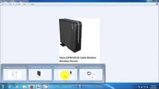 UBEE DVW3201B Modem/Router Setting To Bridge Mode Bypassing To Use As Modem Only