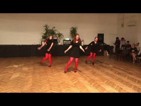 8th KSD XCHNG. Cabaret. Jet Cats Girls (Dnipro)