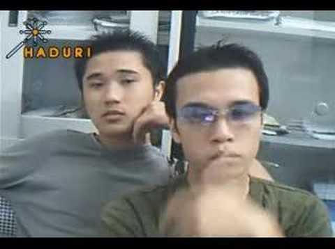 two vietnamese boy(loi lam)
